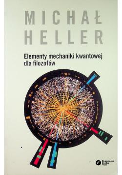 Elementy mechaniki kwantowej dla filozofów Dedykacja Heller