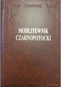 Modlitewnik Czarnopotocki