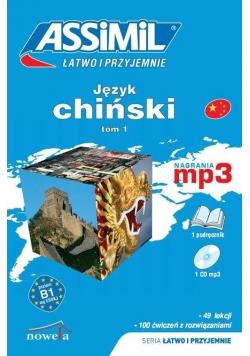 Chiński Łatwo i przyjemnie T.1 + MP3 ASSIMIL
