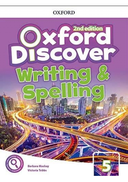 Oxford Discover 2E 5 Writing and Spelling
