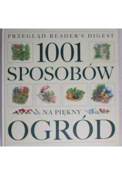 1001 sposobów na piękny ogród