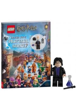 Harry Potter. Gdzie jest profesor Snape?