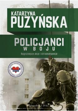 Policjanci W boju