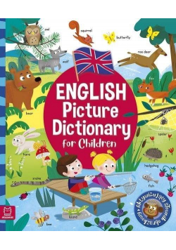 English Picture Dictionary for Children BR