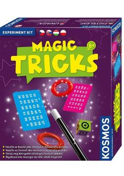 Zestaw Eksperymentalny Sztuczki magiczne