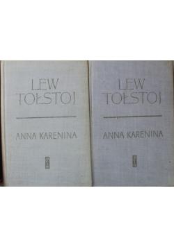 Anna Karenina II Tomy
