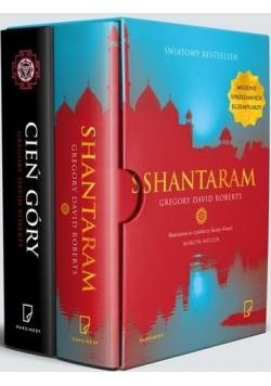 Shantaram Cień góry wydanie specjalne