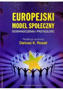 Europejski model społeczny