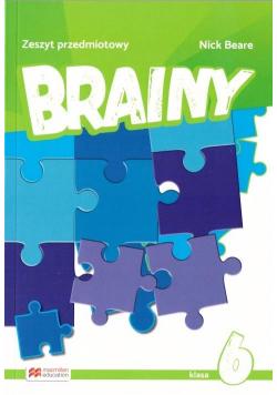 Brainy 6 Zeszyt do j. ang. MACMILLAN