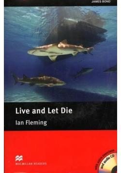 Live and Let Die Intermediate + CD Pack