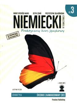 Niemiecki w tłumaczeniach Gramatyka Część 3
