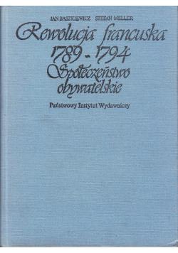 Rewolucja francuska 1789 1794