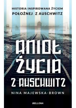 Anioł życia z Auschwitz
