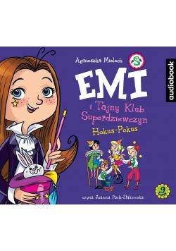 Emi i Tajny Klub Superdziewczyn T.9 Audiobook