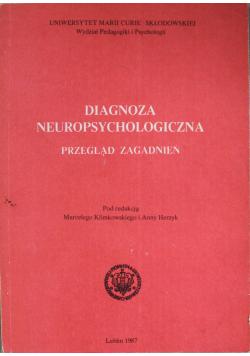 Diagnoza neuropsychologiczna