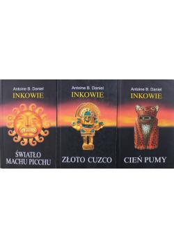 Inkowie 3 tomy