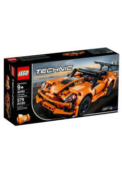 Lego TECHNIC 42093 Chevrolet Corvette ZR1 2w1