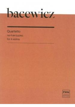 Quartetto na 4 skrzypiec