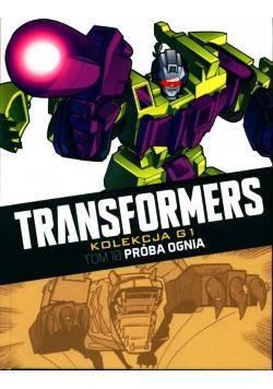 Transformers tom 10 próba ognia