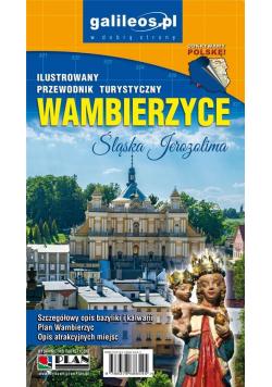 Ilustrowany przewodnik turystyczny - Wambierzyce