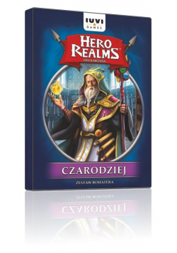Hero Realms: Zestaw Bohatera Czarodziej IUVI Games