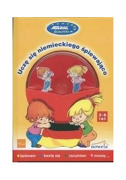 Uczę się niemieckiego śpiewająco 3-6 lat NOWELA