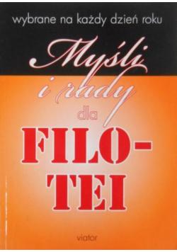 Myśli i rady dla Filotei