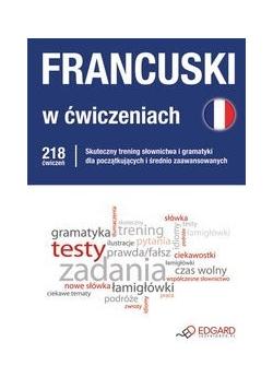 Francuski w ćwiczeniach