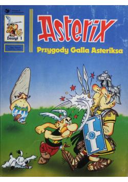 Asterix przygody Galla Asteriksa