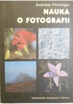 Nauka o fotografii