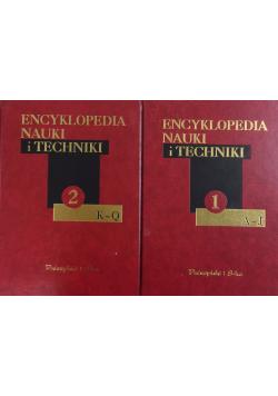 Encyklopedia nauki i techniki 2 Tomy