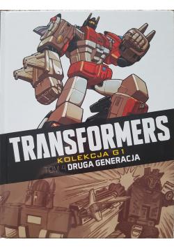 Transformers tom 4 Druga Generacja