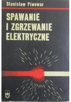 Spawanie i zgrzewanie elektryczne