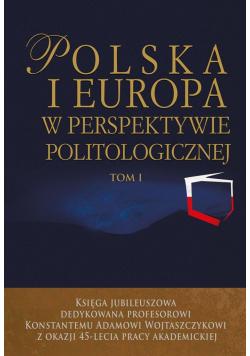 Polska i Europa w perspektywie politologicznej