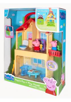 Peppa Pig - Rozkładany domek