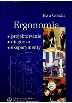 Ergonomia projektowanie diagnoza eksperymenty