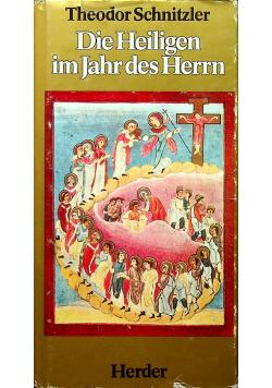 Die Heiligen im Jahr des Herrn
