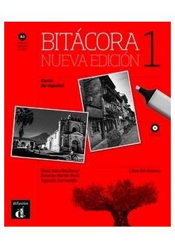 Bitacora 1 Nueva edicion. Ćwiczenia + mp3