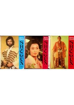 Shogun tom od 1 do 3
