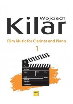 Muzyka filmowa na klarnet i fortepian z.1