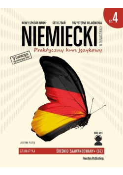 Niemiecki w tłumaczeniach. Gramatyka 4 w.2019