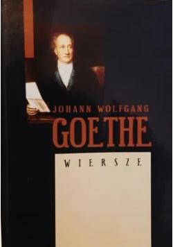 Goethe Wiersze