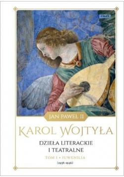 Dzieła literackie...T.1 Juwenilia (1938-1946)