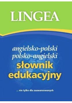 Angielsko polski i polsko angielski słownik edukacyjny