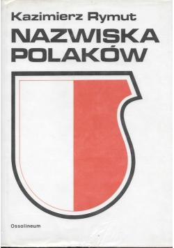 Nazwiska Polaków