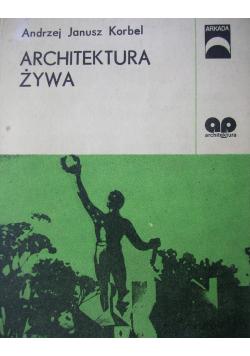 Architektura żywa