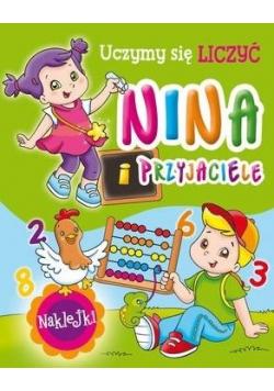 Nina i przyjaciele. Uczymy się liczyć