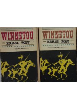 Winnetou 2 tomy