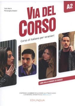 Via del Corso A2 podręcznik EDILINGUA