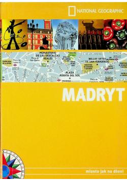 Madryt Miasto jak na dłoni